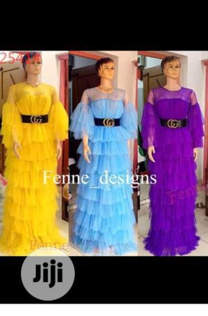 Ladies Long Net Dress | Clothing for sale in Lagos State, Ikeja