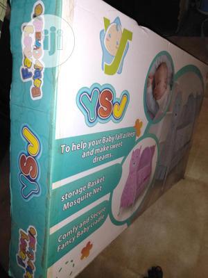Baby Crib Bed Bassinet Stroller | Children's Furniture for sale in Lagos State, Mushin