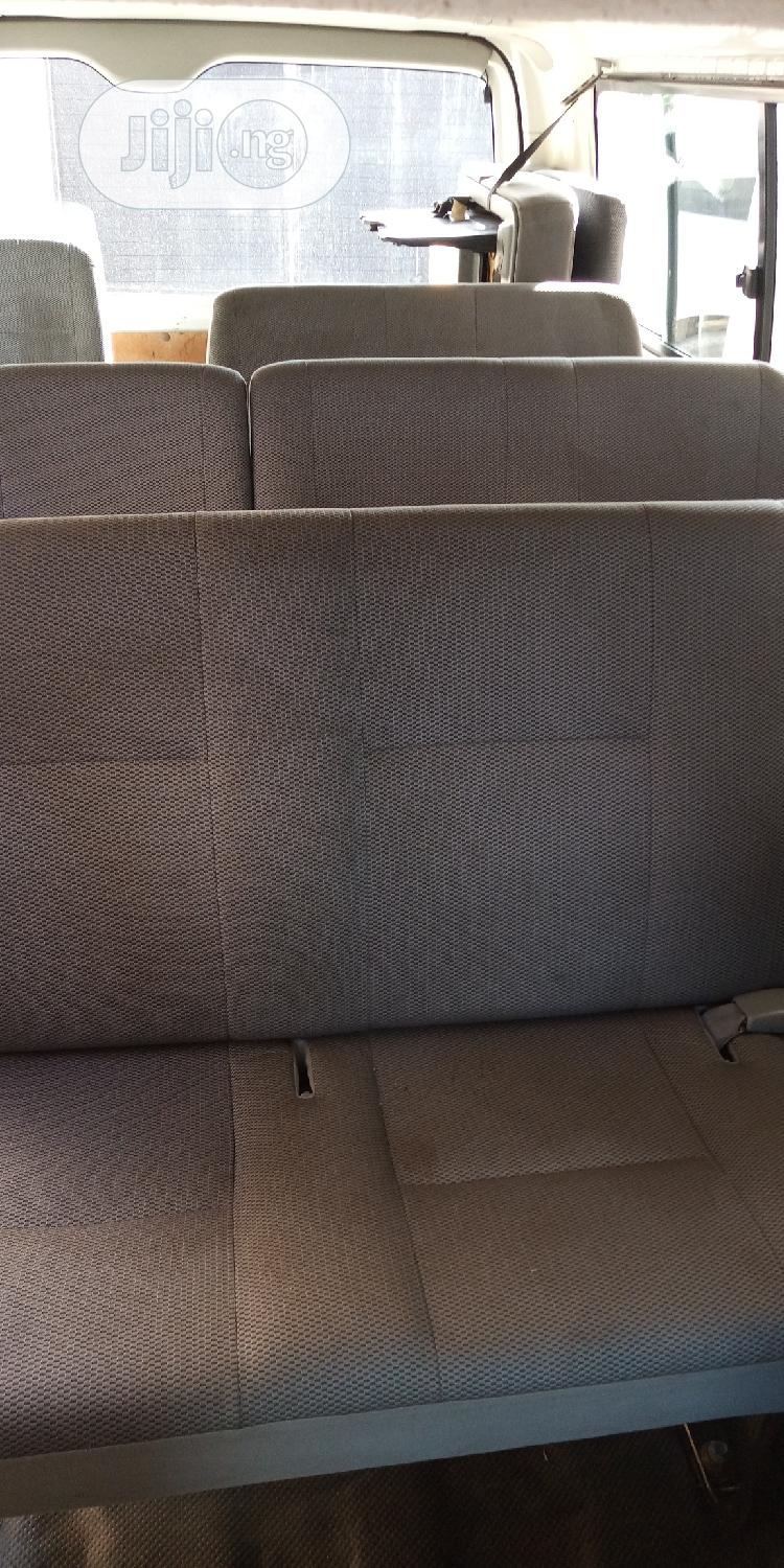 Archive: Foreign Used Toyota Hiace 2009