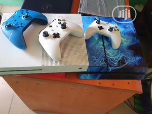UK Xboxone S White   Video Game Consoles for sale in Oyo State, Oyo