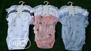 Baby Bodysuits   Children's Clothing for sale in Lagos State, Lagos Island (Eko)