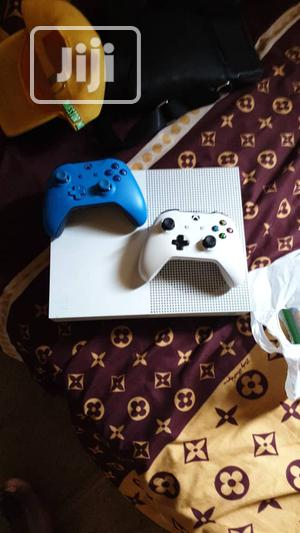 Xboxone S White   Video Game Consoles for sale in Oyo State, Ibadan