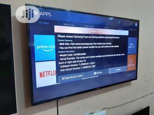 49lnch Samsung Smart Uhd 4K Hdr TV Model Ue49ku6400   TV & DVD Equipment for sale in Lagos State, Ikeja