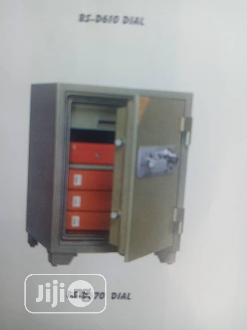 Strong Fire Proof Safe