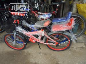 Size 16 Children Bicycle With Carrier and Basket   Toys for sale in Rivers State, Port-Harcourt