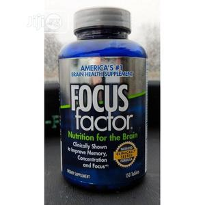 Focus Factor Brain Health Supplement   Vitamins & Supplements for sale in Lagos State, Ojo