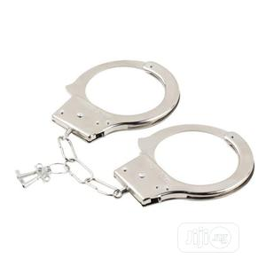 Metal Funday Handcuffs | Sexual Wellness for sale in Lagos State, Alimosho