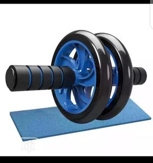 Abdominal Muscle Wheel Roller   Sports Equipment for sale in Lagos State, Ikeja
