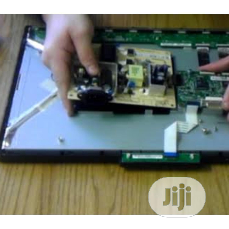 Repairs Damage LCD/LED Computer Monitor