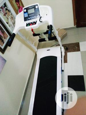 2hp Treadmill With Massager.Home Use   Sports Equipment for sale in Lagos State, Apapa
