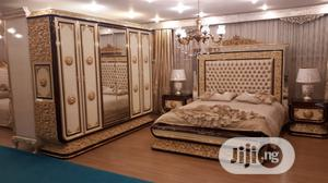 Turkish Bed and Wardrobe   Furniture for sale in Abuja (FCT) State, Maitama