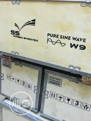 7.5kva 48v Ss Power Pure Sine Wave Inverter Availablewith 1yr Waranty   Electrical Equipment for sale in Lagos State, Ikoyi