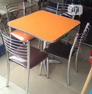 Trendy Restaurant Chair Table Set   Furniture for sale in Lagos State, Ikeja