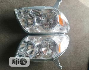 Original Head Lamp Set, for Toyota 4runner | Vehicle Parts & Accessories for sale in Lagos State, Gbagada