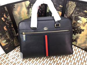 Gucci Leather Bag for Men's | Bags for sale in Lagos State, Lagos Island (Eko)