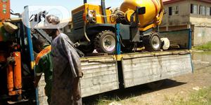 Mobile Concrete Mixer Self Loading (800ltrs)   Electrical Equipment for sale in Lagos State, Amuwo-Odofin