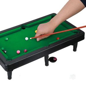 Mini Billiard Ball Snooker Pool Table Top Game Entertainment For Kids | Toys for sale in Lagos State, Amuwo-Odofin