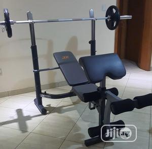 Weight Lifting Bench Only Bench | Sports Equipment for sale in Lagos State, Ikeja