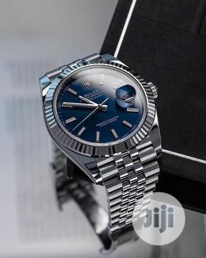 Rolex Oyster Perpetual Silver Chain Watch | Watches for sale in Lagos State, Lagos Island (Eko)