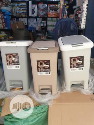 15 Litre Match & Open Waste Bin   Home Accessories for sale in Abuja (FCT) State, Wuse