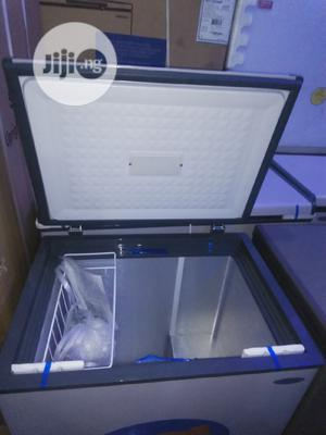 Aucma Anti Rust European Deep Freezer With 2yrs Warranty.   Kitchen Appliances for sale in Lagos State, Ojo