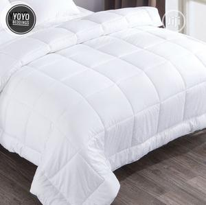 Plain White Cotton Duvet Set   Home Accessories for sale in Abuja (FCT) State, Wuse 2