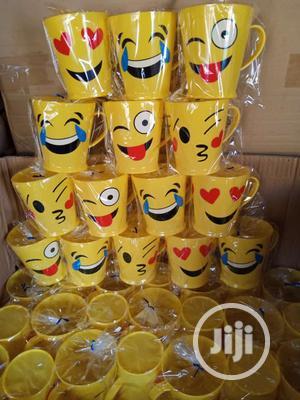 Emoji Cups (12pcs ) | Kitchen & Dining for sale in Lagos State, Lagos Island (Eko)