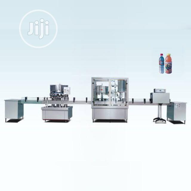 Dingli Automatic Straight Line Bottling Machine | Manufacturing Equipment for sale in Ojo, Lagos State, Nigeria