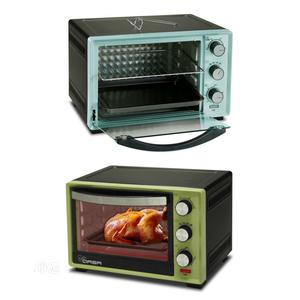 Qasa Oven Toaster 20litres | Kitchen Appliances for sale in Abuja (FCT) State, Wuse