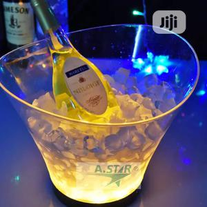 Acrylic Led Champagne Bucket | Kitchen & Dining for sale in Lagos State, Ojo
