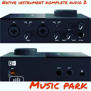 Native Instruments KOMPLETE AUDIO 2   Audio & Music Equipment for sale in Lagos State, Oshodi