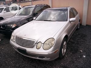 Mercedes-Benz E320 2004 Silver | Cars for sale in Lagos State, Apapa
