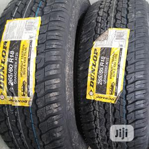265/60r18 Dunlop Tyre | Vehicle Parts & Accessories for sale in Lagos State, Lagos Island (Eko)