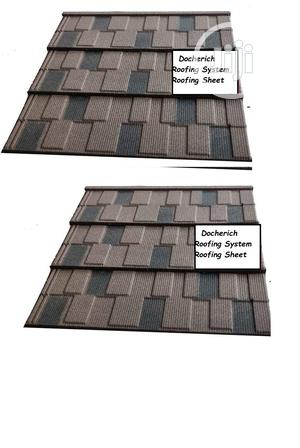 Stone Coated Step Tile Roofing Sheet | Building Materials for sale in Lagos State, Ajah