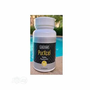 Live Pure Purxcel Dietary Supplement | Vitamins & Supplements for sale in Lagos State, Agege