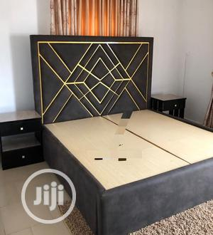 Golden's Upholstery Bed Frame | Furniture for sale in Lagos State, Lekki