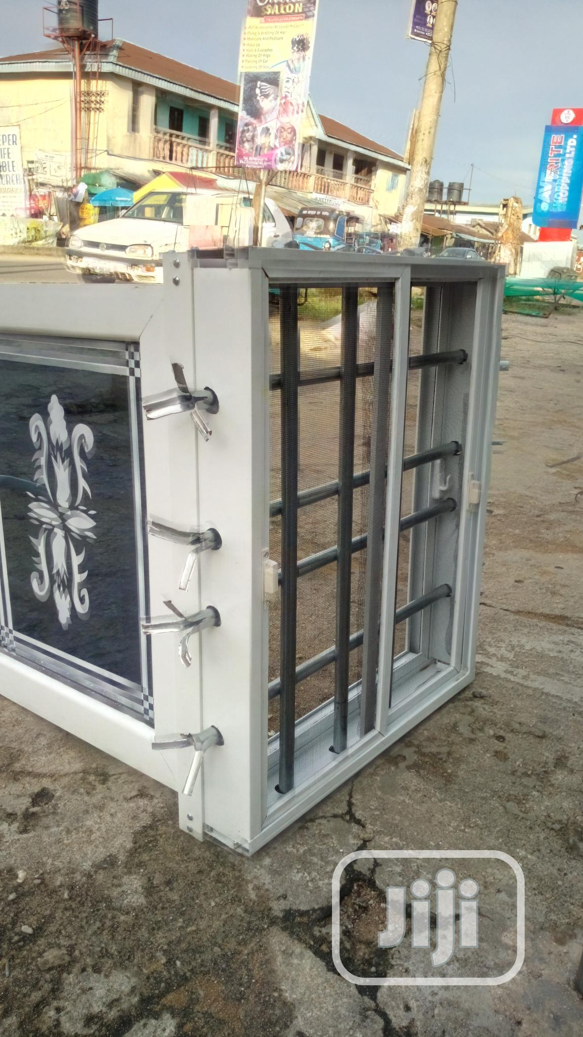Casement Window With Burglary Proof   Windows for sale in Port-Harcourt, Rivers State, Nigeria