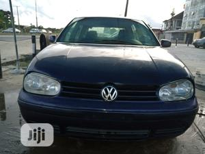 Volkswagen Golf 2005 Blue   Cars for sale in Lagos State, Ajah
