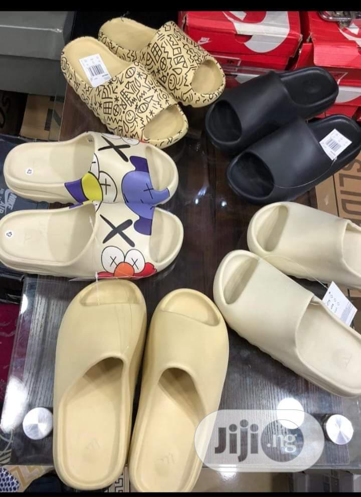 Original New Designer Adidas Slide Palm | Shoes for sale in Surulere, Lagos State, Nigeria