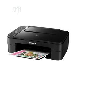 Canon Pixma TS3140 AIO Wireless Printer Print, Scan & Copy | Printers & Scanners for sale in Lagos State, Ikeja