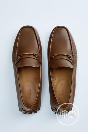 Men's Brown Leather Loafers Shoes | Shoes for sale in Lagos State, Surulere