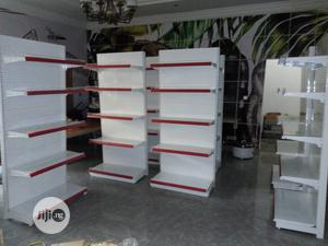 Super Quality Imported Single Phase Supermarket Shelf | Store Equipment for sale in Lagos State, Ojo