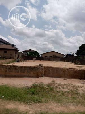 Half Land at an Est Aboru Iyana Ipaja Lagos With C of O | Land & Plots For Sale for sale in Lagos State, Alimosho