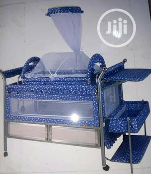 Baby Bed 2 In 1 | Children's Furniture for sale in Lagos State, Lagos Island (Eko)
