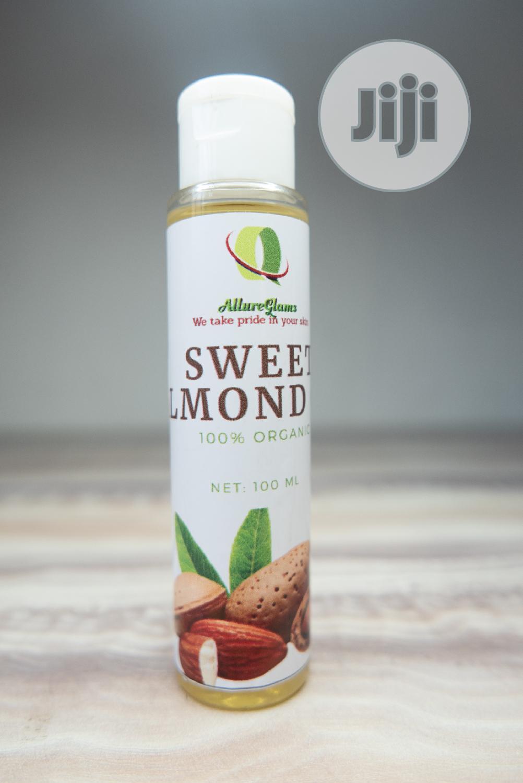 Sweet Almond Oil (100ml)