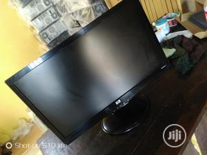 """20"""" HP LCD Flat Screen Monitor   Computer Monitors for sale in Lagos State, Ikeja"""