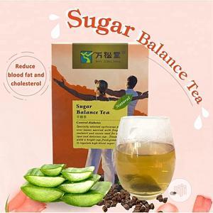 Sugar Balance Tea -Anti-Diabetic   Vitamins & Supplements for sale in Lagos State, Agege