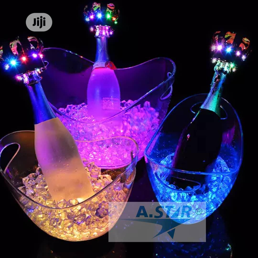 Led Champagne Bucket | Kitchen & Dining for sale in Ojo, Lagos State, Nigeria