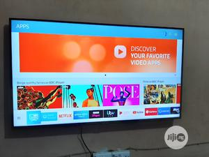 Samsung 32 Inches Smart HD Quality Picture   TV & DVD Equipment for sale in Lagos State, Ikeja