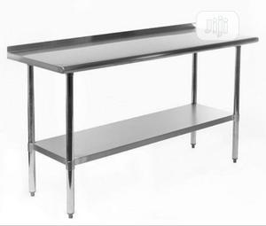 Stainless Working Table   Restaurant & Catering Equipment for sale in Lagos State, Ojo